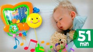 Música para hacer dormir bebés profundamente - Canción de Cuna para bebes - Noche tranquila