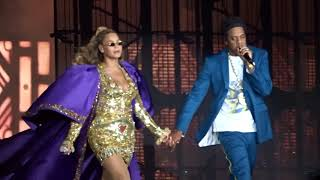 Beyoncé & JayZ - Family Feud - live at On The Run II Tour Amsterdam 2018