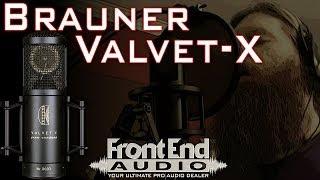 Brauner Valvet X Pure Cardioid Valve Tube Microphone