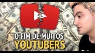 O youtube não quer te pagar!È o fim da monetização! resolva esse problema de uma vez por todas