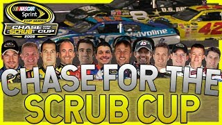 THE 2009 CHASE FOR THE SCRUB CUP! | NASCAR '09