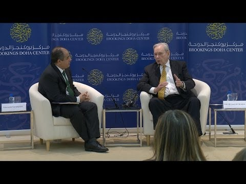 The Middle East in Transition: Implications for U.S. Foreign Policy (Arabic)