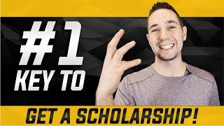 #1 Key to Getting a College Basketball Scholarship: Recruiting Tricks and Tips