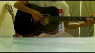 Nụ cười còn mãi guitar