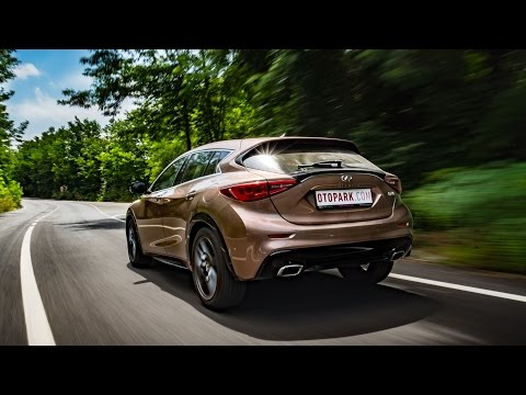 TEST | Infiniti Q30 Premium Tech [English Subtitled]