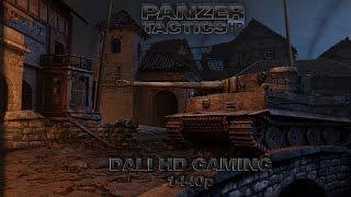 Panzer Tactics HD PC Gameplay FullHD 1080p