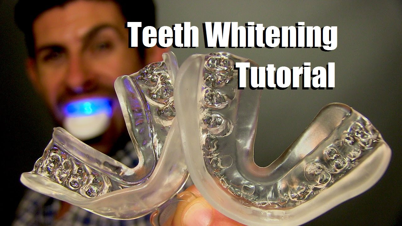 Home Teeth Whitening Tutorial How To Whiten Your Teeth At Home