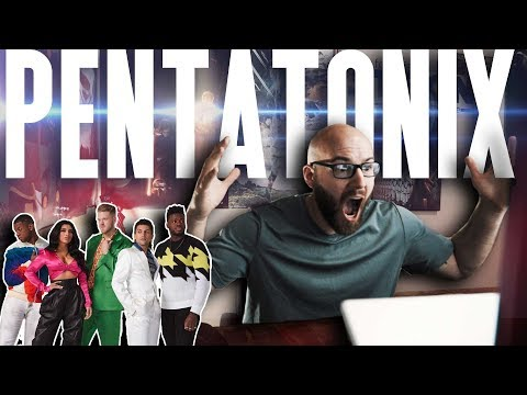 PENTATONIX - The Sound Of Silence (OFFICIAL VIDEO) FIRST REACTION!!