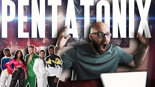 PENTATONIX - The Sound Of Silence  FIRST REACTION!!