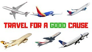 Traveling For A Good Cause : Force4Good