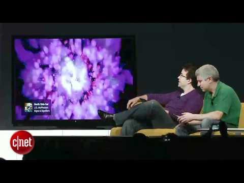 Google announces Nexus Q, streaming-media ball - CNET News