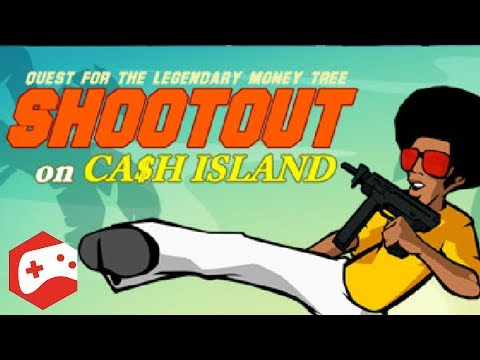 Shootout on Cash Island (By Quantized Bit) iOS/Android Gameplay Video