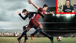 Die 5 besten Fussball-Werbespots aller Zeiten..