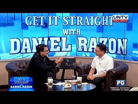 DILG ASEC. Jonathan Malaya talks about federalism and PDP-Laban's proposed model