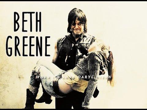 Rest In Peace - BETH GREENE (The Walking Dead)