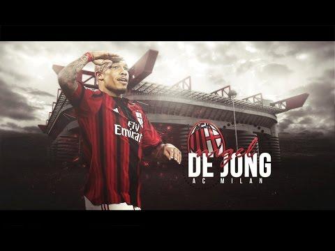 Nigel De Jong - A.C Milan 2014/2015 - KING KONG