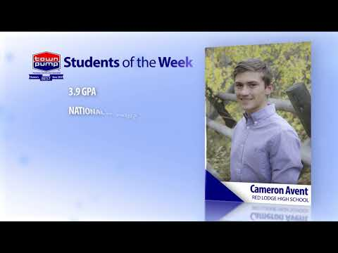 Students of the Week - Red Lodge High School