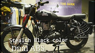 RE Classic 500 Stealth Black Edition|| Dual ABS|| All pros and cons discussed|| Mileage|| Price