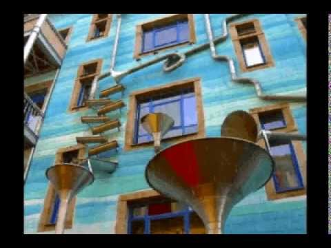Musical Rain Building In Germany.avi