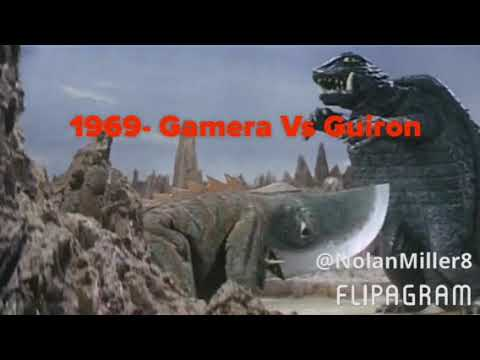 The Evolution of Gamera 1965-2006 thumbnail
