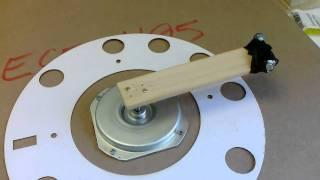 Ece 495 Group 13 Project 5: Motor Clock