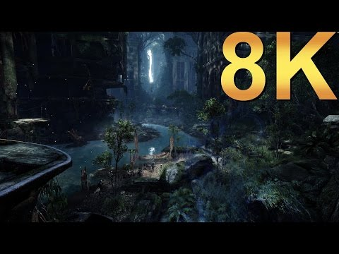 Crysis 3 8K Extreme Settings Gameplay High Resolution PC Gaming 4K | 5K | 8K And Beyond