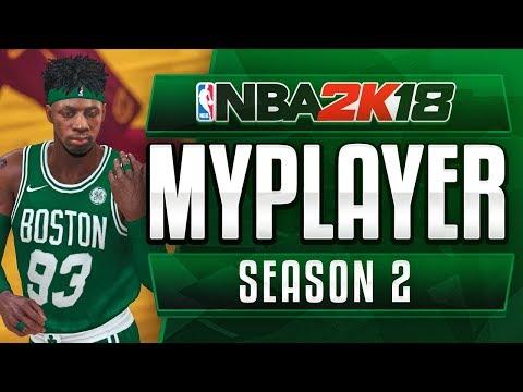 """#40 """"A NEW CAREER HIGH?!?!"""" TBJZLPlays NBA 2K18 MyCareer"""