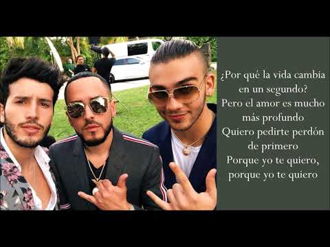 En Cero – Yandel & Sebastián Yatra & Manuel Turizo – (Lyrics)