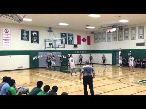 Joshua Hemmings Crescent School Highlight Tape