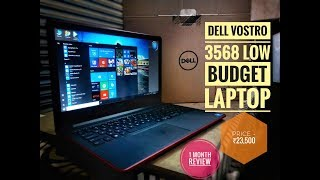 Dell vostro 3568 laptops 1 month review and gameplay