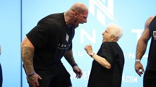 Grandma Heckles Bodybuilders Part 2 | Ross Smith thumbnail