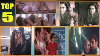 vuclip Top 5 | Kajol SRK LIP Kiss | Hrithik Lady Love | First Look  XXX SEQUEL