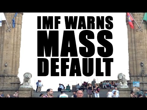 IMF Warns MASS DEFAULT in Emerging Market as Currencies Collapse Under Debt!