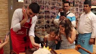 تجربة الأكل التركي مع الشيف بوراك ! 😱 شو صار ؟