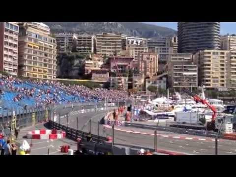 Mónaco   Niza   Cannes F1