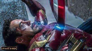Железный Человек против Капитана Америки и Зимнего Солдата | Часть 2