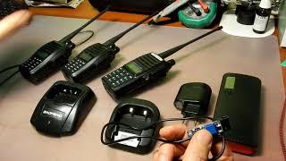 Як заряджати рації Baofeng від USB-пристрої.