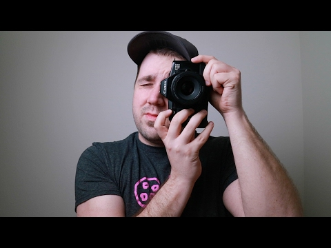 First Experience with the Canon EOS 650