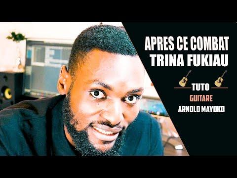 TUTO GUITARE-AM:🎸🎸  Après Ce Combat Trina Fukiau-Guitare Tuto 🎸🎸🎸