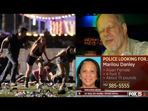 Las Vegas Shooter Found Dead!! Marilou (Companion) Talks to Police!