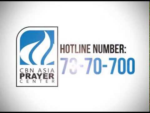Prayer Requests - CBN Asia Family of Ministries