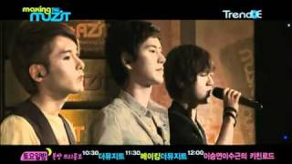 100911 Muzit - Super Junior K.R.Y - Let's not