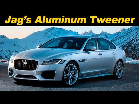 2016 / 2017 Jaguar XF 35t Review and Road Test | DETAILED in 4K UHD!