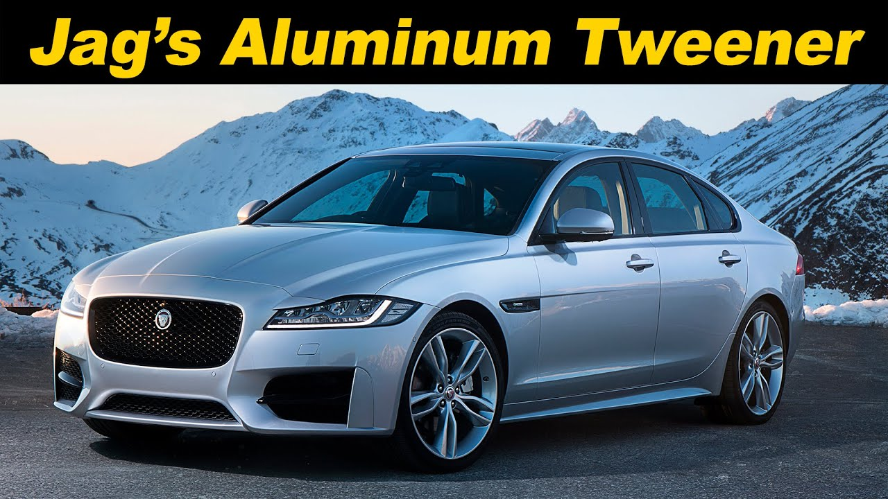 2016 2017 jaguar xf 35t review and road test detailed in 4k uhd youtube. Black Bedroom Furniture Sets. Home Design Ideas