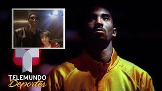 Estrellas de Hollywood y cantantes lloran la muerte de Kobe Bryant  Telemundo Deportes