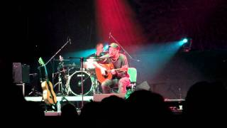 Fink - Fear Is Like Fire (excerpt) live at Palladium, Warsaw, Poland on 2011-11-18