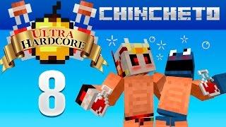Minecraft - Ep8 - UHC Tontaco - En busca del Tonacho perdido - Chincheto77