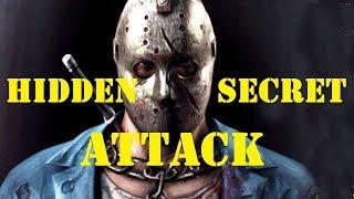 RELENTLESS JASON VOORHEES hidden attack | Jason Voorhees hidden fight action