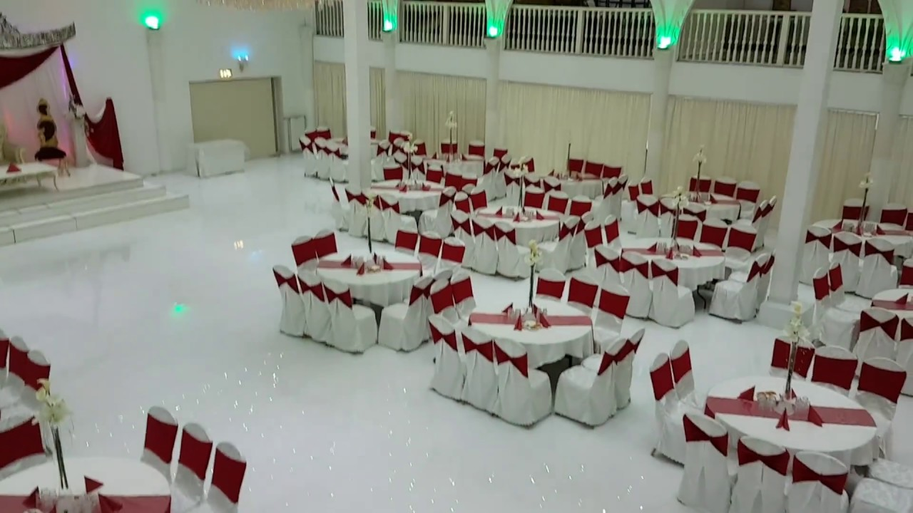 Partycentrum nabat rode decoratie youtube