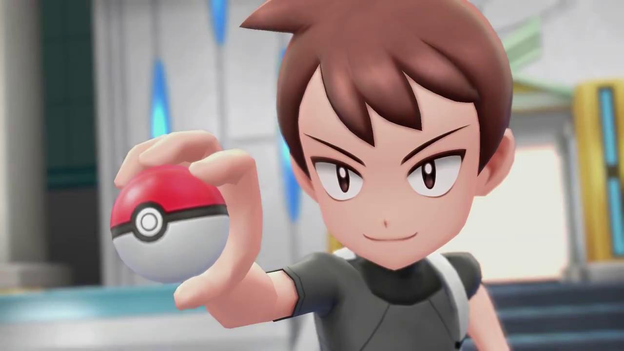 c9e31b320b5 Pokemon Let s Go Pikachu Champion Rival battle - YouTube